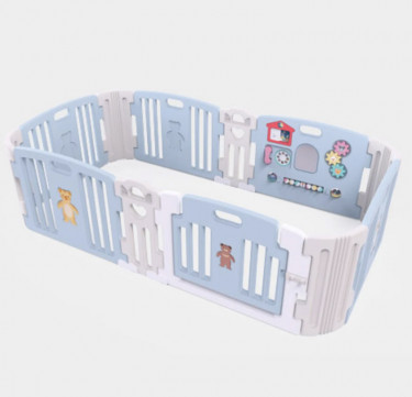 6-Panel Simple Baby Room