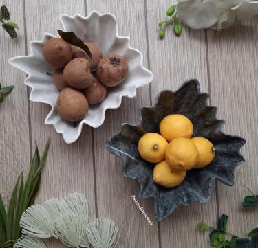 Irregular Small Marble Bowl