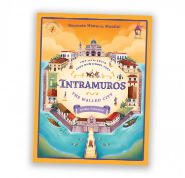 Intramuros: Cut-and-Build Your Own Model Fort