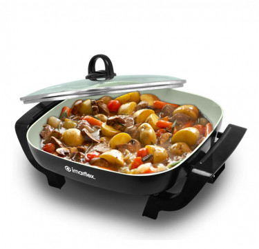 GL-900C Multi-Purpose Skillet