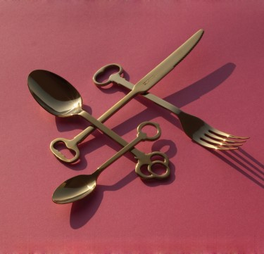 24-Piece Keytlery Cutlery Set
