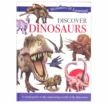 Wonders of Learning - Discover Dinosaurs