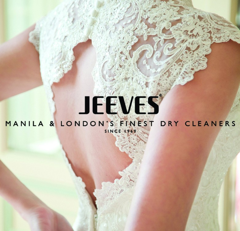 Jeeves bridal dress cleaning and preservation for Where to get wedding dress cleaned and preserved