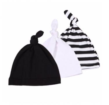 3-Piece Knotted Bonnet Set