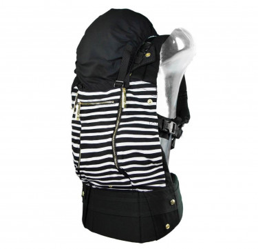 Complete All Seasons 6-in-1 Baby Carrier (Of the Same Stripe)