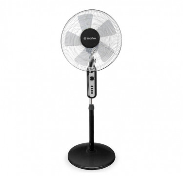 IF-355T-W Stand Fan with Timer