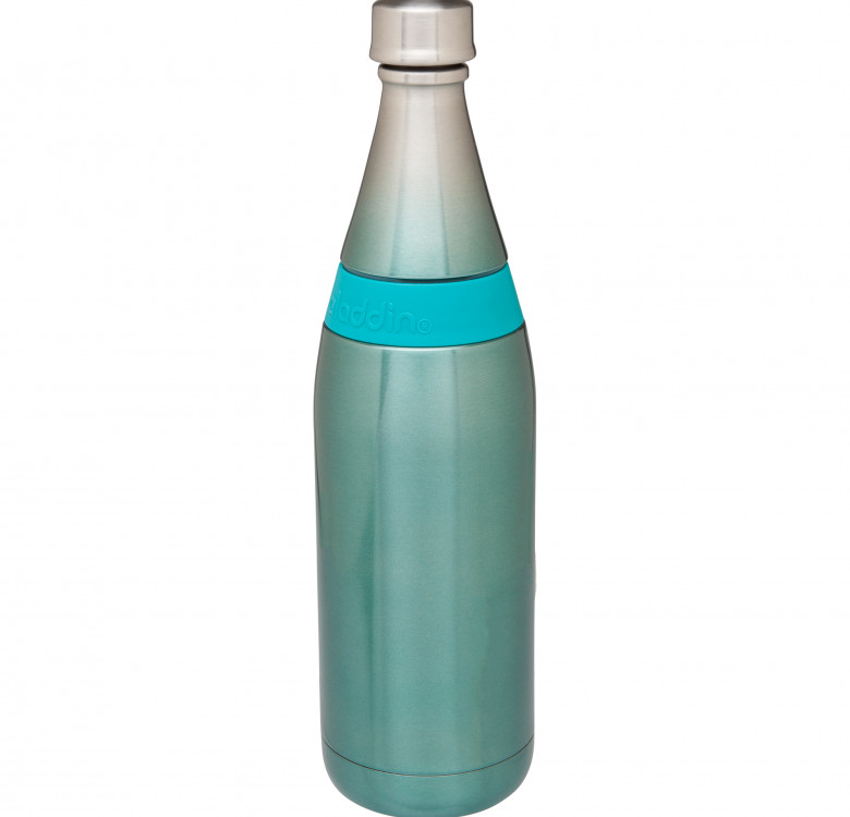 Fresco Twist & Go Vacuum Water Bottle, 20oz (Lagoon)