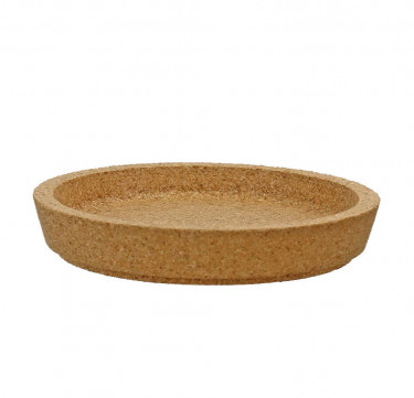 Round Cork Coaster Set of 6