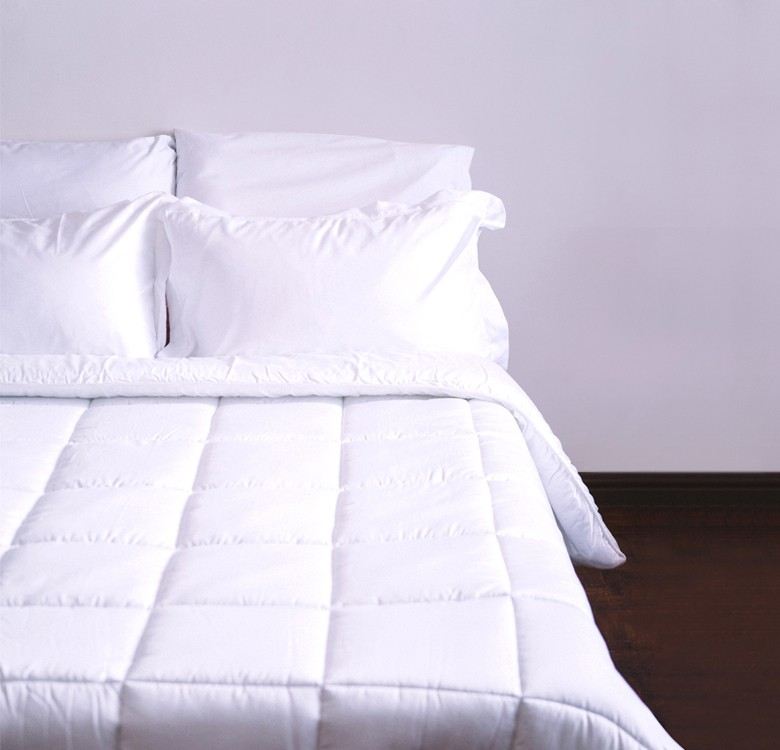 Ghost White Comforter
