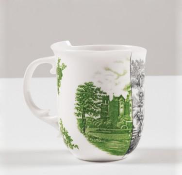 Hybrid Fedora Mug
