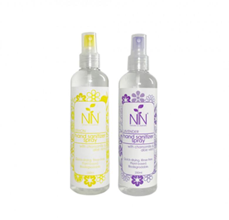 Hand Sanitizer Spray (250ml) Pack of 2