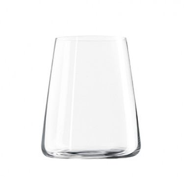 Power White Wine Tumbler Lead-Free Glass Set of 6
