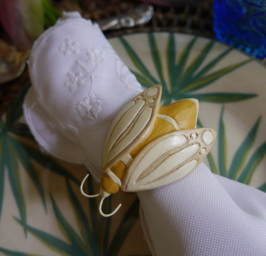 Beetle Napkin Rings