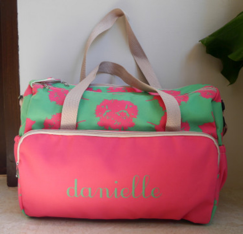 Personalized Baby Bag (Designs Available)