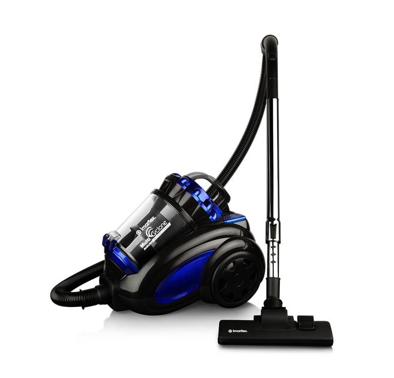 Imarflex: IV-2050B Multi-Cyclone Vacuum Cleaner