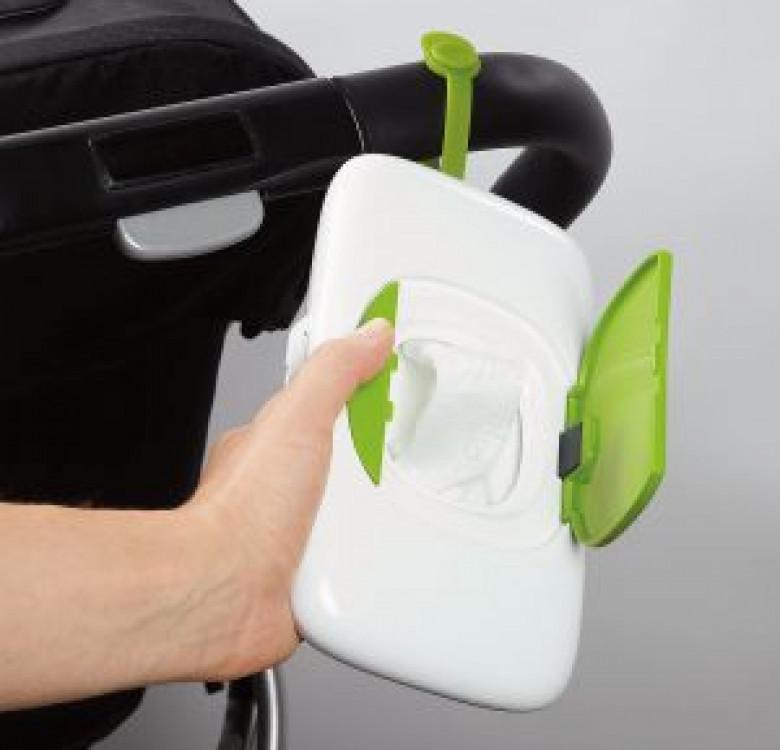 On-The-Go Wipes Dispenser
