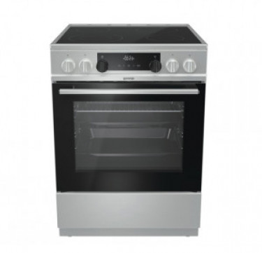 Freestanding Combined Electric and Gas Cooker EC6340XC