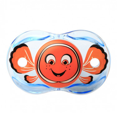 Keep-it-Kleen Pacifier - Clown Fish
