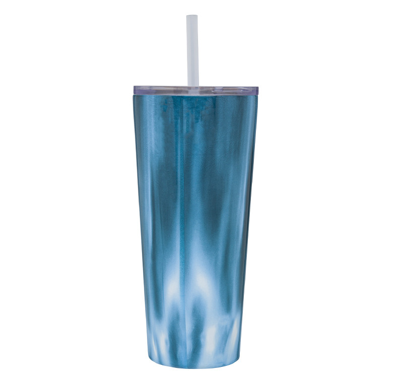 Aladdin Earthscapes™ Stainless Steel Vacuum Tumbler 30oz (Waterfall)