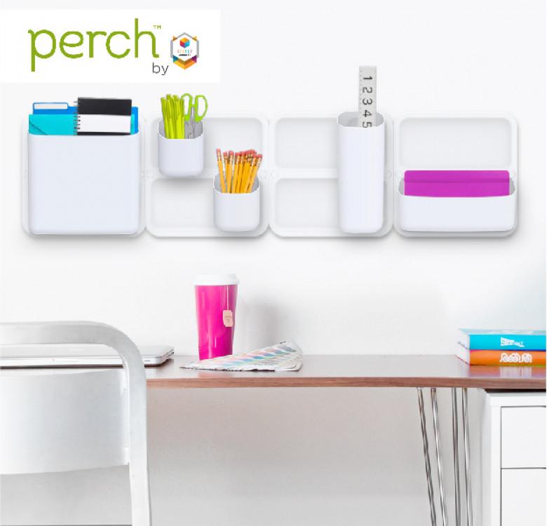 Perch Biggy Magnetic Wall Storage