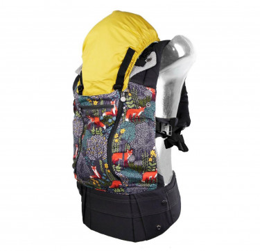 Complete All Seasons 6-in-1 Baby Carrier (Mischief in the Meadows)