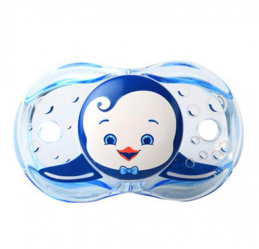 Keep-it-Kleen Pacifier - Ethan Penguin