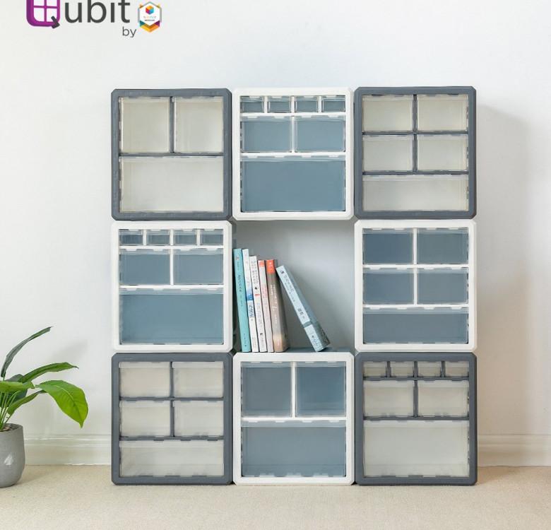 Qubit Hepta-Cube