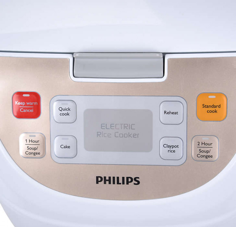 HD3130 Viva Collection Fuzzy Logic Rice Cooker
