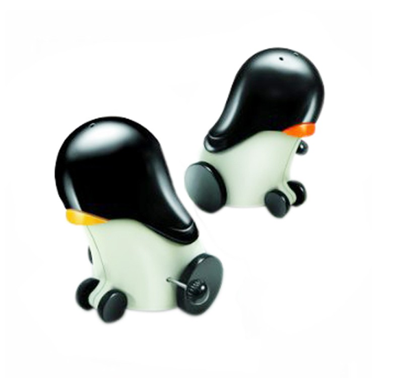 Rolling Penguin Salt & Pepper Set