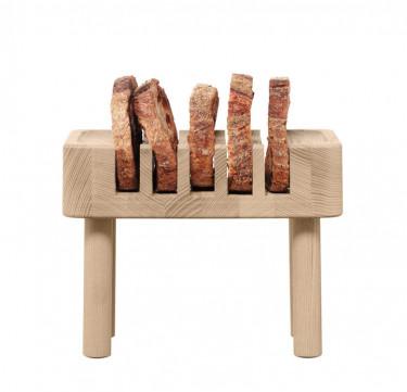 19.5 cm Stilt Toast Ash Rack