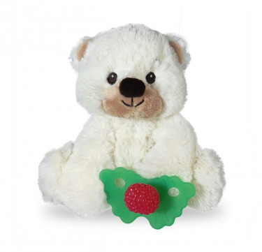 RaZbuddy Teether Bobby Bear