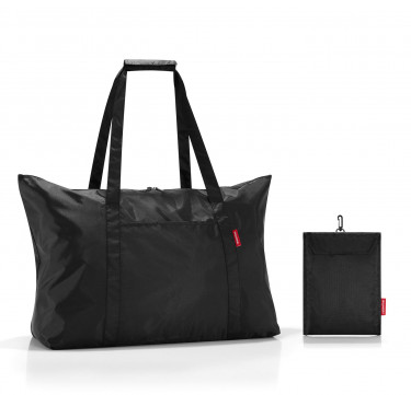 Mini Maxi Travel Bag Black