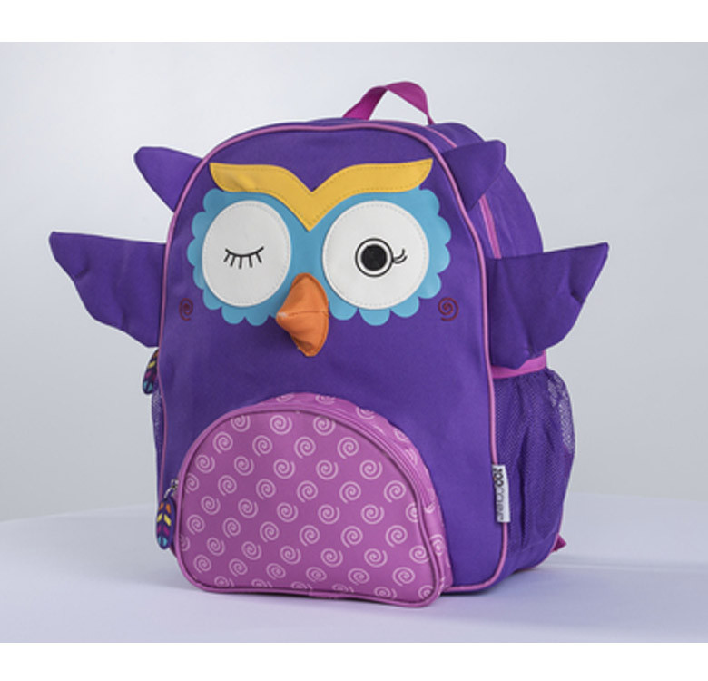 Olive the Owl Animal Backpack
