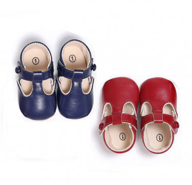 Classic Baby Pram Shoes