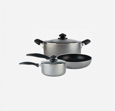 5-Piece Induction Cookware Set