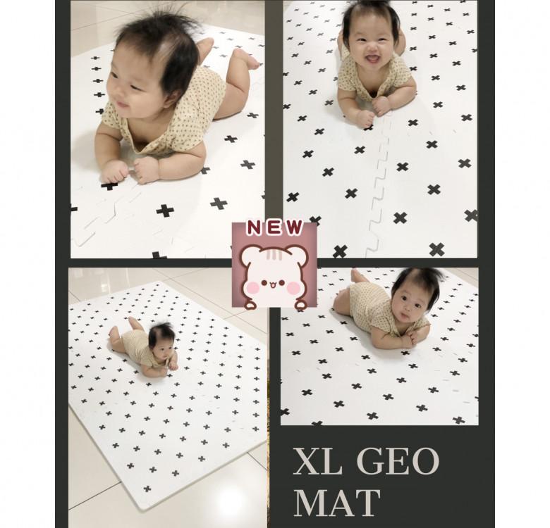 XL Geo Mats