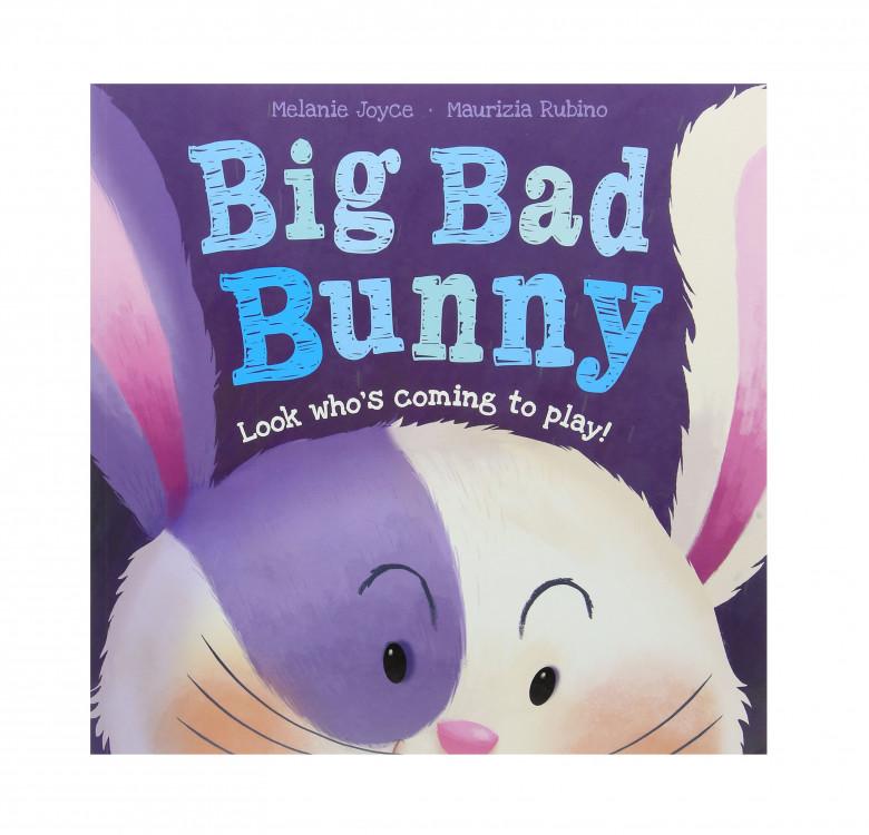 """Picture Flats """"Big Bad Bunny"""""""