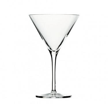 Bar & Liqueur Lead-Free Martini Glass Set of 6