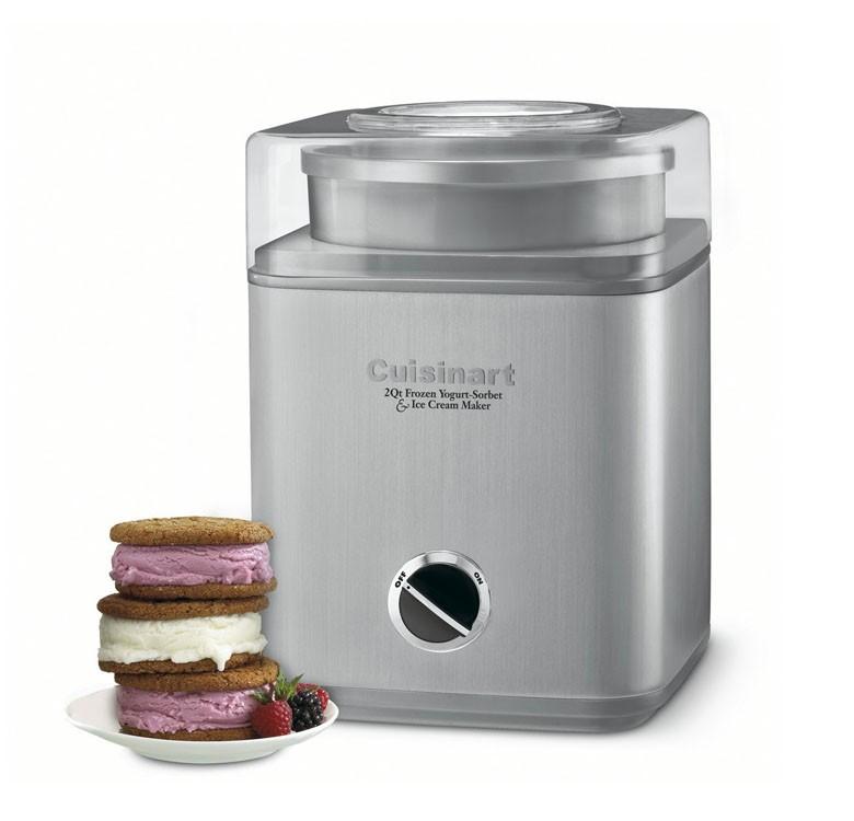 2-Quarts Pure Indulgence Ice Cream Maker