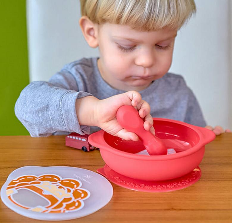 Toddler Self Feeding Set