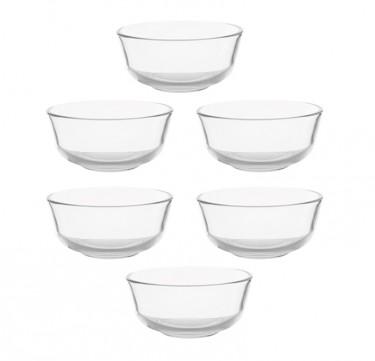 """Ocean Glassware Assurance Bowl 5 3/4"""" Set of 6"""