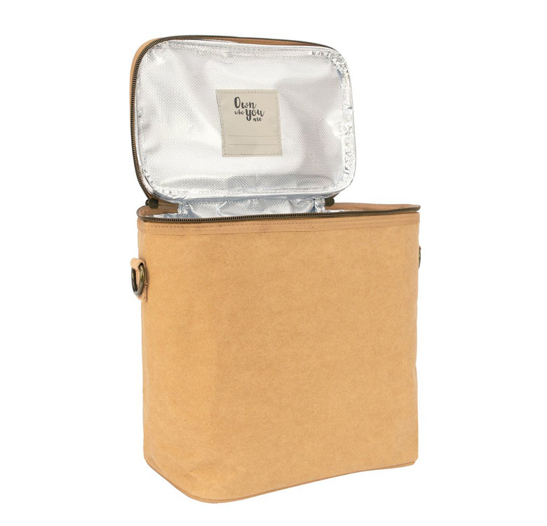 Large Cooler Bag (Kraft)