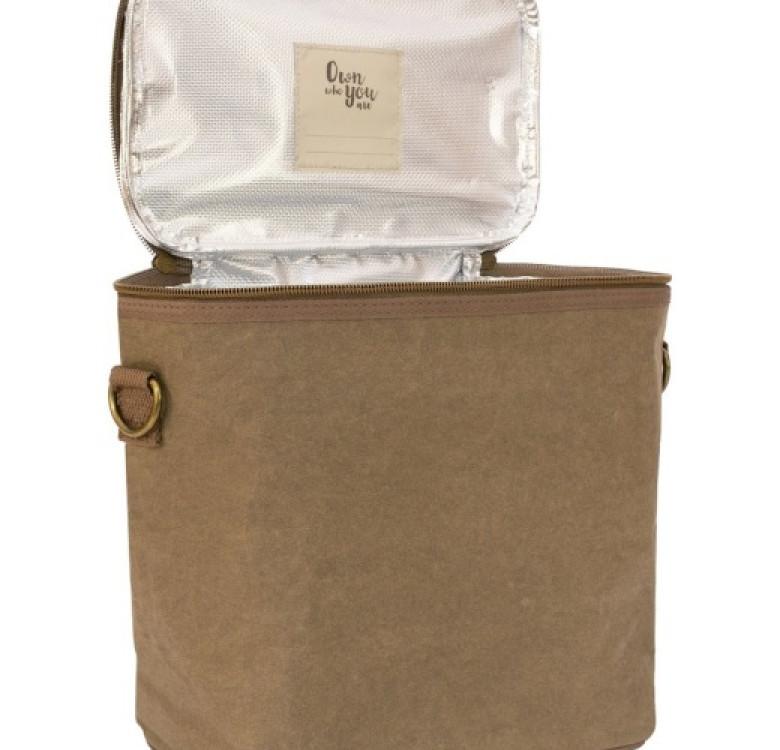 Large Insulated Food & Breastfeeding Bag (Olive)
