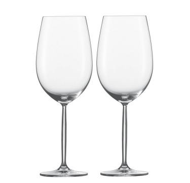Diva Bordeaux Goblet Set of 2