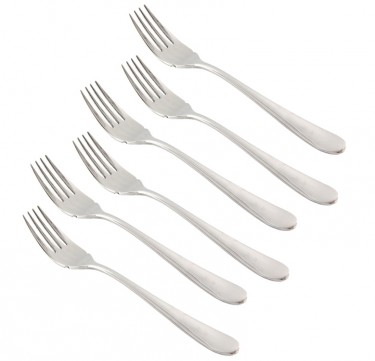 England Fish Fork Set of 6