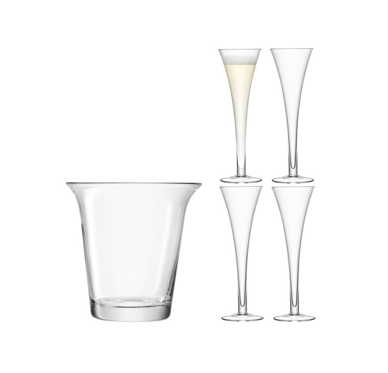 Bar Champagne Set