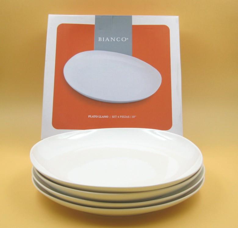 Bianco Dinner Plates