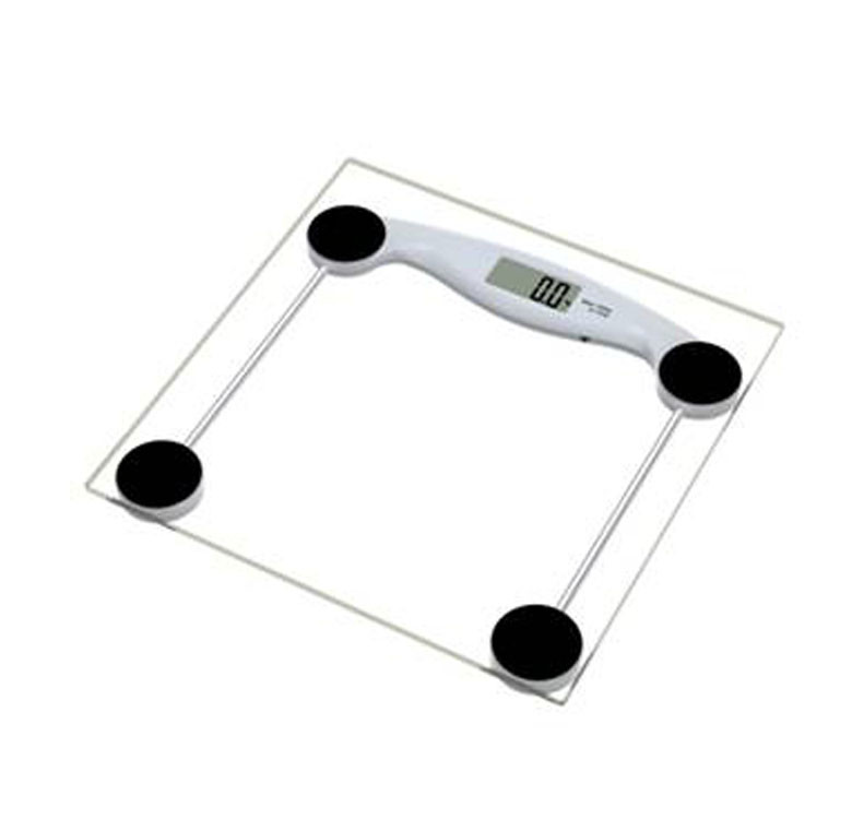 Square Automatic Digital Bathroom Scale ZJ-509