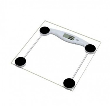 Square Automatic Digital Bathroom Scale ZJ-509