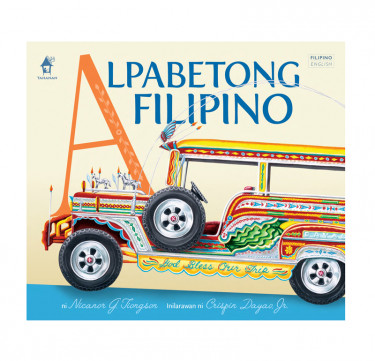 Alpabetong Filipino (Board Book)